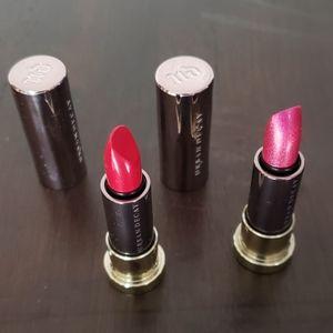 Urban Decay Vice lipstick travel size 2 pcs